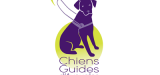 Logo chiens guides d'aveugle