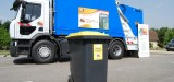 Container déchets recyclables